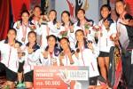 DJARUM SUPERLIGA BADMINTON 2015 : Kalahkan Renesas Jepang 3-1, Jaya Raya Jakarta Juara!