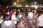 TAHUN BARU 2015 : Wayang Orang Car Free Night Solo Paku Warga