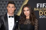BALLON D'OR 2014 : Irina Shayk Konfirmasi Putus dari Ronaldo