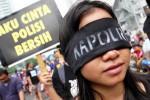 KPK VS POLRI : Penyelesaian Ada di Tangan Presiden