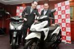 MOTOR TERBARU : Permintaan Tinggi, Honda Jatim Naikkan Target Penjualan New Vario