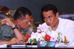 FOTO RAPIM TNI 2015 : KSAD dan Menteri Pertanian Berbisik-Bisik