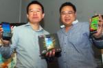 FOTO SMARTPHONE TERBARU : Advan Vandroid S5J+ Meluncur di Semarang