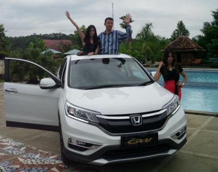 PASAR MOBIL : Penjualan Honda di Jateng-DIY Naik 100%