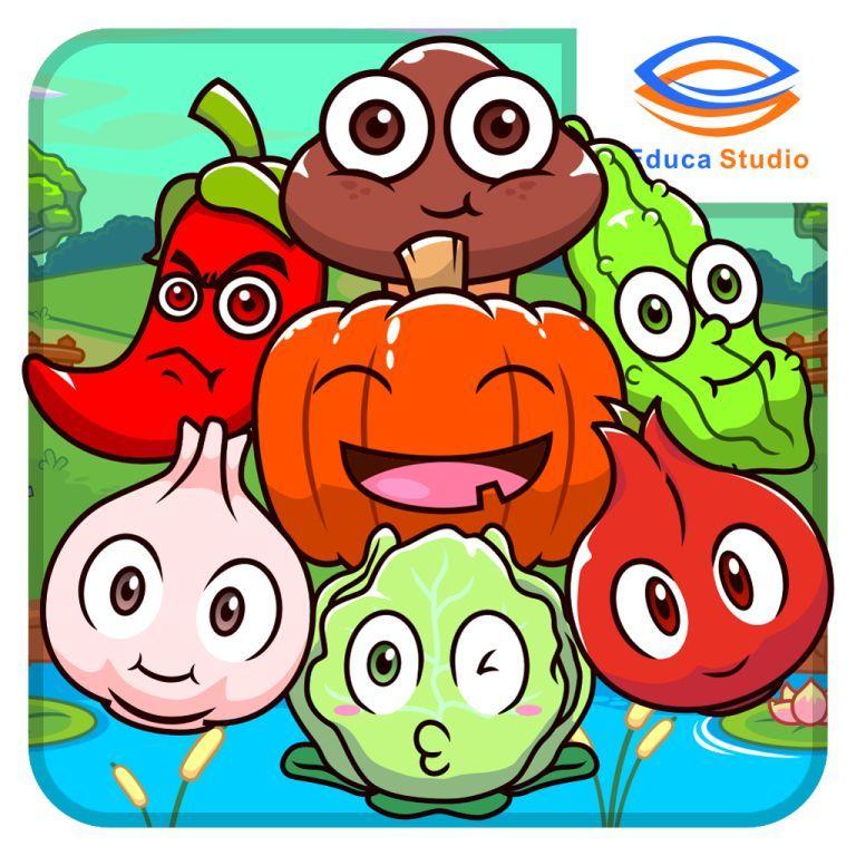 Gambar Sayur Sayuran Animasi - HOBI SAYUR