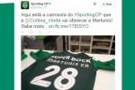 CRISTIANO RONALDO : Wow, Martunis Dapat Kaus Khusus dari Mantan Klub CR7