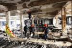 PASAR TERBAKAR : Khawatir, Bupati Temanggung Inspeksi Jaringan Listrik Pasar Kliwon