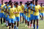 FOTO PIALA GUBERNUR JATIM : Gresik United Siap Hadapi Persik Kediri