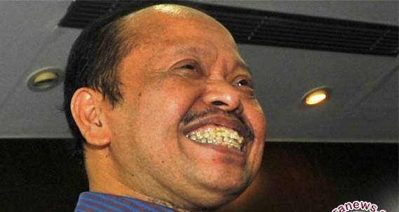 Mantan Ketua Komisi VII DPR Sutan Bhatoegana (JIBI/Solopos/Antara/Puspa Perwitasari)