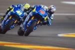 MOTOGP : Suzuki Tes Sasis Terbaru di Sirkuit Valencia