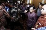 FOTO KPK VS POLRI : Hasto ke KPK Ungkap Manuver Samad