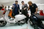 FOTO MOTOR TERBARU : Diler Dekatkan Piaggio dan Pengguna Vespa