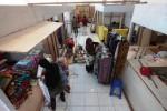 PASAR DARURAT KLEWER : Sebagian Pedagang di Pagelaran Keraton Pilih Pindah