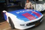 FOTO SUPERCAR PATWAL : Ini Dia Mobil Ferrari Pengawal VVIP