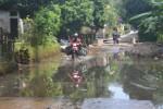 BANJIR WONOGIRI : Banjir Intai Belasan Rumah di Sukorejo