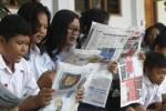 HARI PERS NASIONAL : Syafi'i : Wartawan Indonesia Harus Punya Nyali