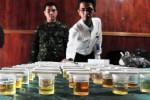 NARKOBA SRAGEN : 2 Polisi Positif Narkoba Dijebloskan ke Sel