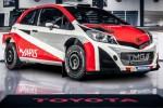 WRC 2015 : Kembali Ikuti Reli Dunia, Toyota Terjunkan Yaris