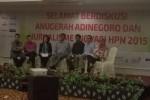 HARI PERS NASIONAL : SPS akan Terapkan Standardisasi Perusahaan Pers