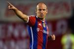 PERFORMA TIM : Robben Minta Bayern Belajar dari Kesalahan