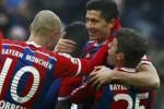 KLASEMEN DAN HASIL LIGA JERMAN : Bayern Munich Semakin Dominan