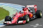 TEST PRAMUSIM F1 : Masih Bermasalah di Gigi, Ferrari Masih Optimistis
