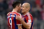 PADERBORN VS BAYERN MUNICH : Die Roten Mengamuk, Gelontor 6 Gol ke Gawang Lawan