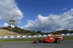 TES FORMULA ONE JEREZ : Oase Baru bagi Ferrari Setelah Musim Lalu Terpuruk