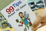 INFO BUKU : Buku Ini Ulas 99 Cara Jadi TKI Sukses