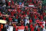 Suporter Timnas Indonesia U-23 harus tertib (Ligaindonesia.co.id)
