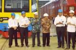 FOTO AGENDA PRESIDEN : Begini Kala Jokowi Kunjungi PT Inka