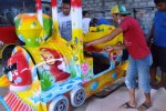FOTO MAINAN ANAK-ANAK : Wow, Mainan Bikinan Madiun Hingga Rp 1,4 M