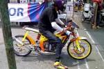 INDONESIAN DRAG CHAMPIONSHIPS : Balap Liar Marak, Boyolali Gelar Dragrace