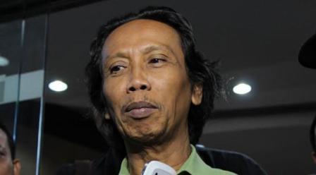 KASUS KORUPSI TVRI : Merasa Jadi Korban, Mandra Menangis di Pengadilan