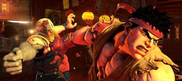 GAME TERBARU : Street Fighter 5 Hanya Akan Hadir di PS4 dan PC