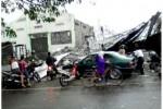 ANGIN KENCANG SRAGEN : Angin Terjang Gemolong Sragen, Puluhan Rumah Rusak, 2 Roboh