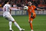 GRUP A KUALIFIKASI PIALA EUROPA 2016 : Nyaris Kalah, Belanda VS Turki Berakhir Imbang 1-1