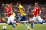 LAGA PERSAHABATAN : Setelah Prancis, Brasil Tundukkan Chile