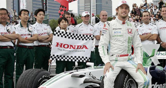 F1 GP AUSTRALIA : McLaren Andalkan Button