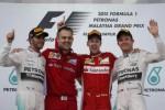 FORMULA ONE 2015 : Ferrari Bahagia, Mercedes Waspada