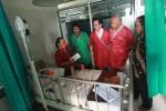 FOTO AKSI SOSIAL : Sido Muncul Sediakan Rp250 Juta untuk Pasien RSUP Prof. Dr. Sardjito