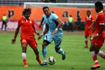 PIALA GUBERNUR KALTIM : Borneo FC Ditahan Imbang Persela 0-0