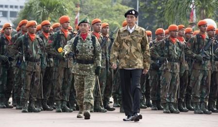 TUNJANGAN KINERJA TNI : Kasad: Jokowi Tak Tepati Janji, Tapi ...