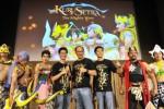 FOTO GAME BARU : Begini Peluncuran Game Kurusetra
