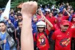 HARI BURUH 2015 : Aspek dan KSPI Belum Berencana Dirikan Partai Buruh