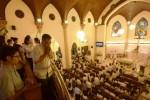 FOTO PASKAH 2015 : Begini Misa Kamis Putih di Makassar