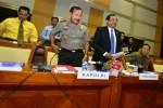 PELEMAHAN KPK : Kapolri Cuci Tangan dalam Pelucutan Wewenang KPK