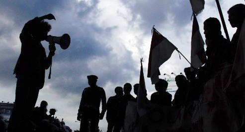 Ada Demo Di Kartasura, Hindari Kawasan Makamhaji Hingga Gembongan, Rawan Macet!