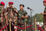 FOTO AGENDA PRESIDEN : Ini Dokumentasi Jokowi Jadi Pasukan Khusus