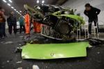 FILM FAST AND FURIOUS 7 : Lamborghini dan Ferrari Hancur Setelah Pemiliknya Tiru Adegan Fast and Furious
